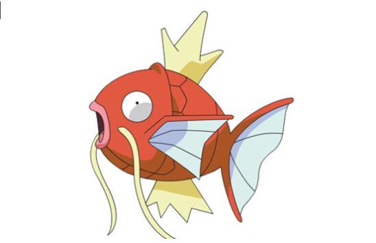 彩铅鲤鱼步骤图解