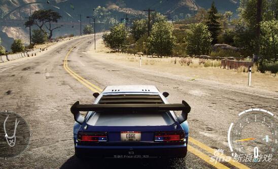 《极品飞车OL》游戏截图
