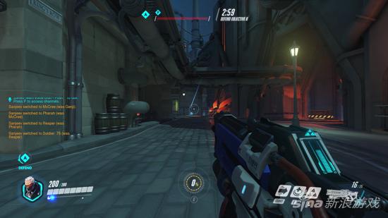 射击游戏的特点是玩家无法观察全局