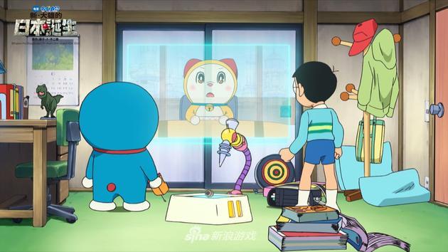 哆啦A梦 日本诞生 加入哆啦美