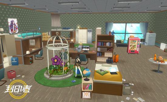 社团活动室——宿舍