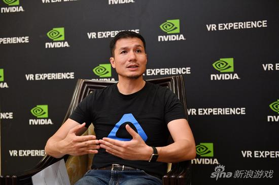 HTC VR中国总经理汪丛青先生