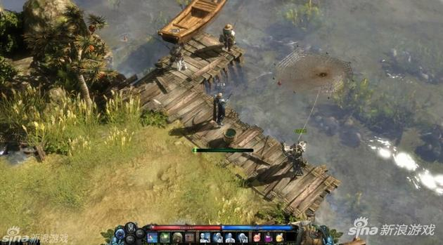《失落方舟》游戏截图