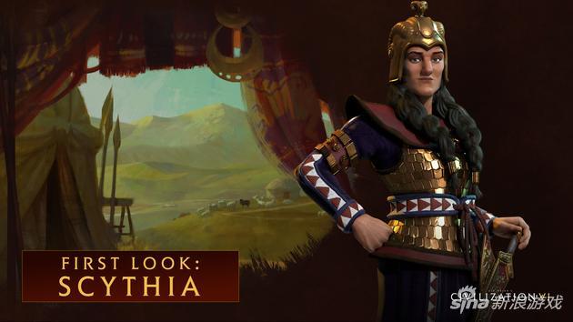 文明6塞西亚领袖托米丽司女王