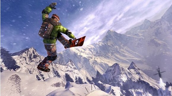 极限滑雪3