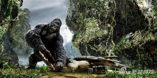 腾讯影业再度携手传奇影业 合作《金刚:骷髅岛》