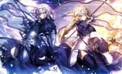 《Fate/GO》英灵考古:贞德