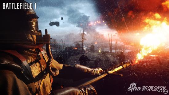 《战地1》大型更新补丁内容公开 逆转机制加强