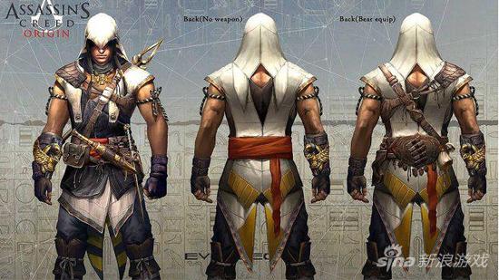 Assassin's Creed Origins + Перші подробиці гри