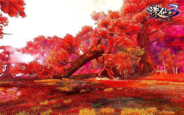 《诛仙3》西荒巫地-栖灵谷