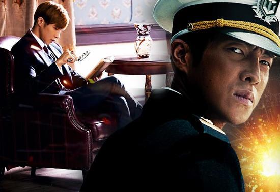 《异类》剧照,主角高瀚宇曾出演空中网《战舰世界》TVC