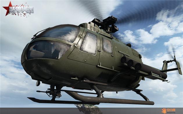 《装甲风暴》不删档测试PAH-1直升机回归