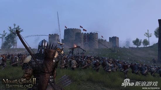 《骑马与砍杀2:领主》游戏画面图片