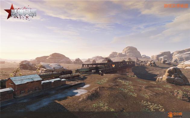 全新荒漠地图等