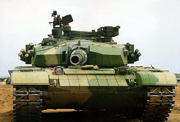 现实和游戏中的C系99式,目前最高级主战坦克