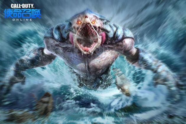 大BOSS——深海领主
