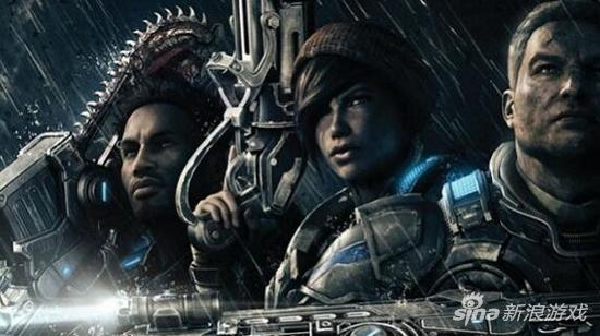 《战争机器4》