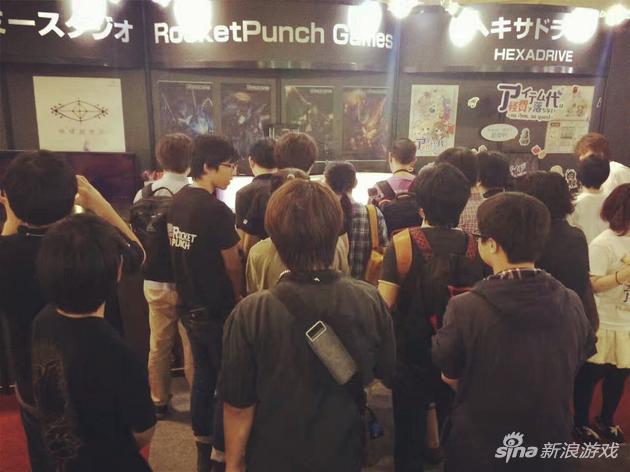 《代号:硬核》在东京电玩展上受到玩家喜爱