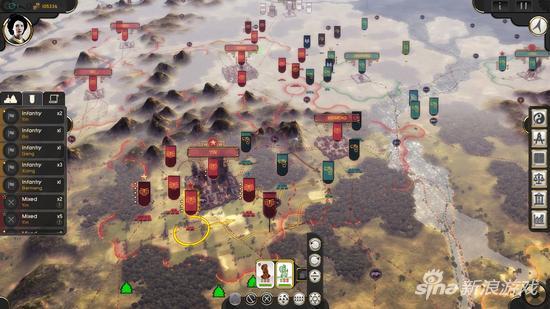 玩法类似《文明》系列