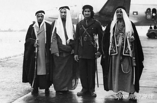 阿拉伯武士