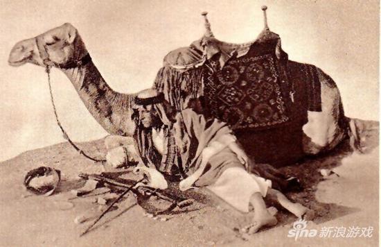 沙漠中的劳伦斯