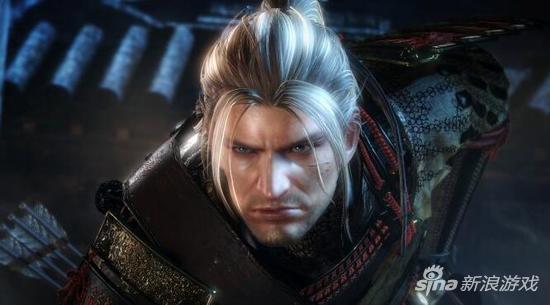 PS4独占游戏《仁王》