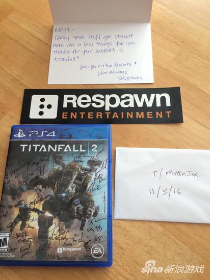 玩家正版游戏光盘被盗 良心制作方:送你张新的
