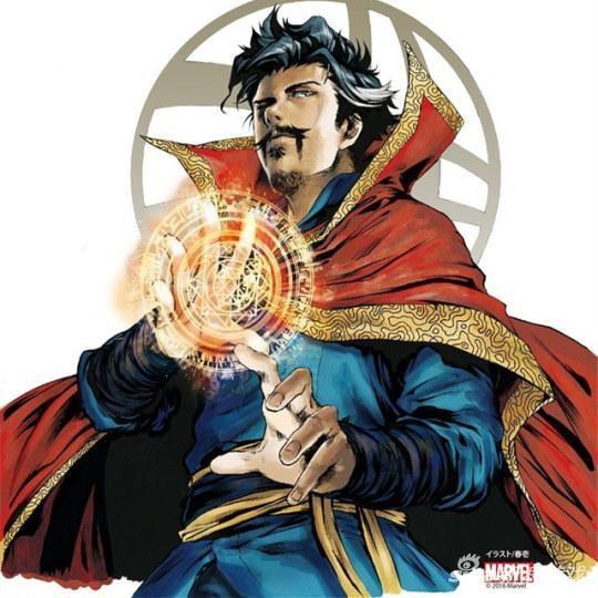 九州娱乐网 日本将推出《奇异博士》前传漫画 揭秘魔法师往事