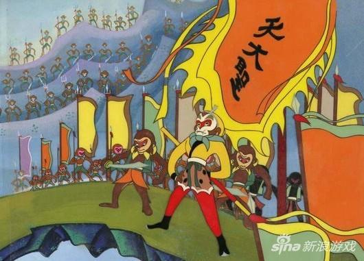 《大闹天宫》吃到老?中国为何做不出动画大片