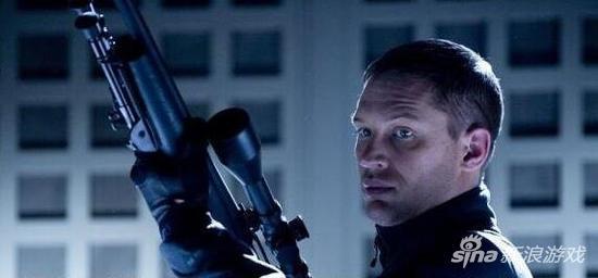 汤姆哈迪主演的《细胞分裂》电影