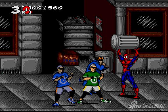 蜘蛛侠与毒液:大屠杀