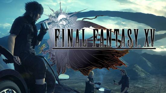 《最终幻想15》国行版开启预售 铁盒限定机全都有
