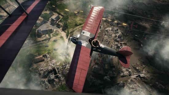 《战地1》进行海量更新 具体更新内容曝光
