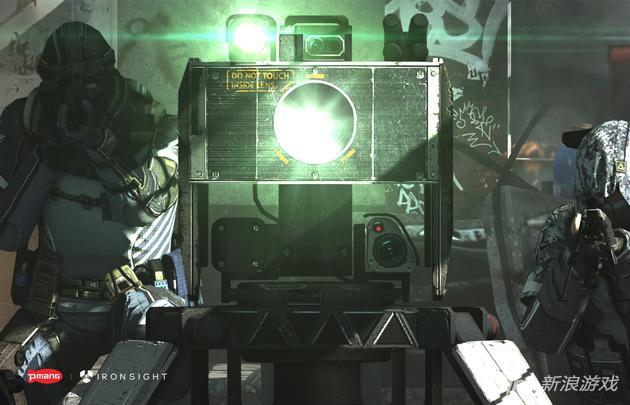 《钢铁视线》游戏截图