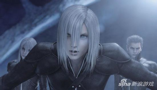 最终幻想7圣子降临_《最终幻想7:圣子降临》