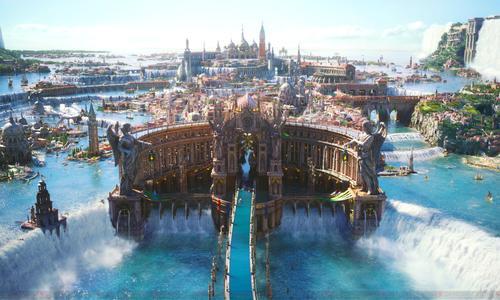 《最终幻想15》在英大受好评