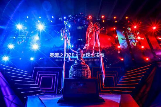 全球总决赛超200万奖金创单届奖金之最