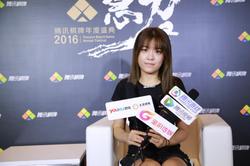 主播雪妍:斗地主受众群更广 参赛选手都很资深图片