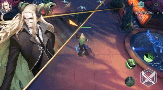 《永远的7日之都》乌鹭战斗画面