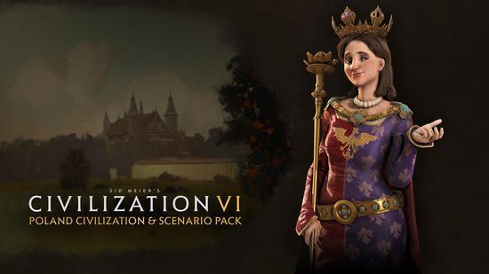 《文明6》更新加入新文明波兰