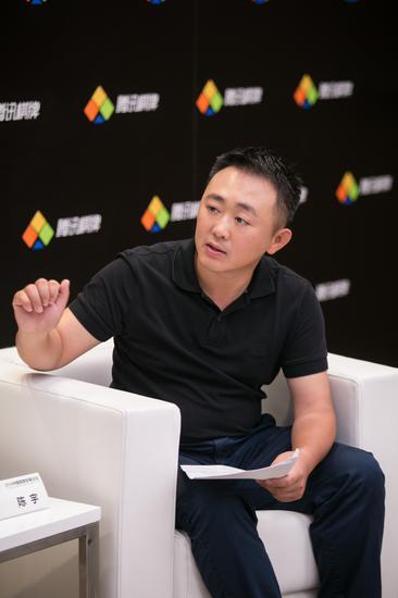 腾讯互动娱乐光子工作室群总裁陈宇