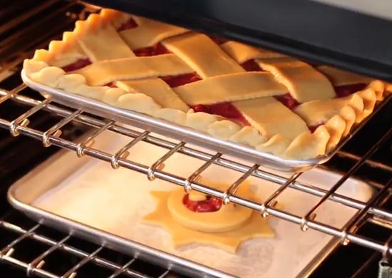 国外美食节目制作樱桃版炉石卡背现实派达人美食音抖图片