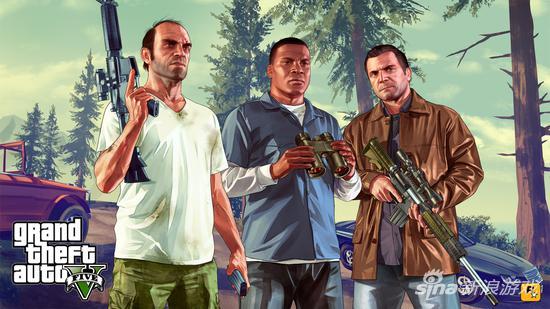 《GTA5》真正意义上让更多中国玩家接触到Steam