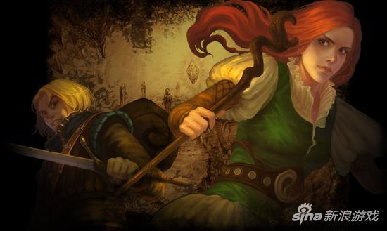 《符石守护者》代表的一批优秀国产游戏登陆Steam