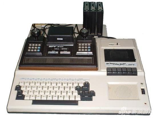 APF Imagination Console