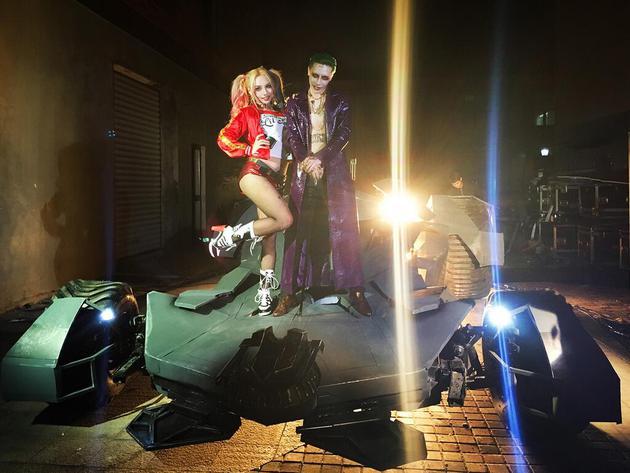 《自杀小队》哈莉奎茵&小丑
