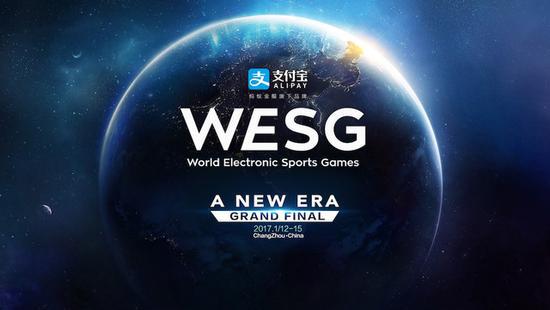 WESG决赛日:1.12——1.15