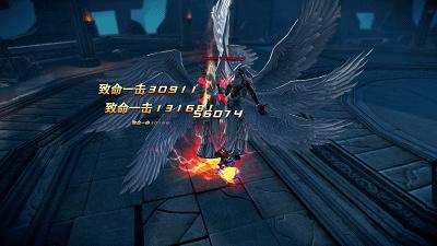 图3 天使击退