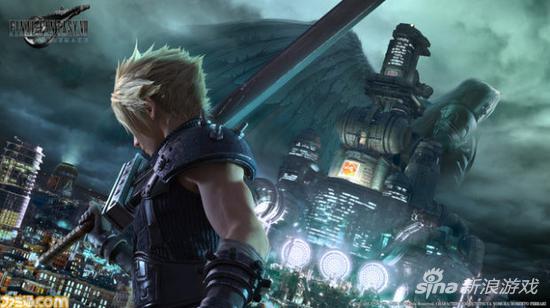 《最终幻想7》重制版还未制作 恐成为次世代游戏