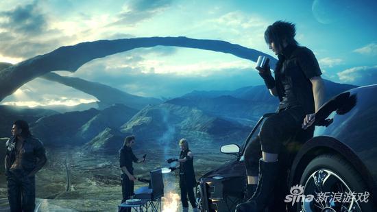 《最终幻想15》新套装跳票 因太像《恐龙战队》